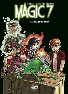 Magic 7 Vol. 3: Return of the Beast