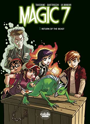 Magic 7 Vol. 3: Return of the Beast