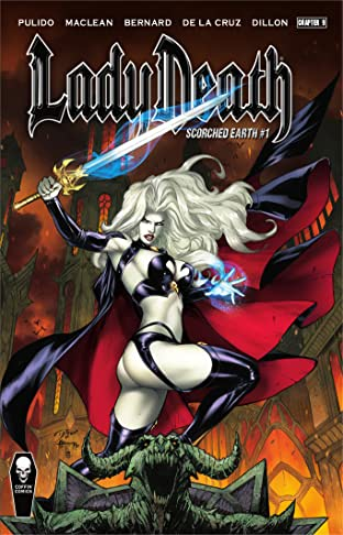 Lady Death #1: Scorched Earth (Chapter 9)