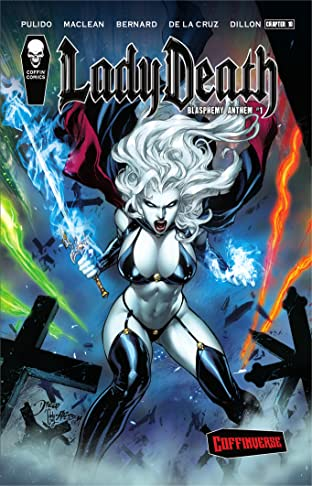 Lady Death #1: Blasphemy Anthem (Chapter 10)
