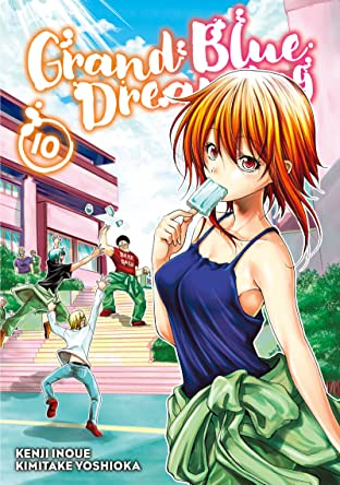 Grand Blue Dreaming Tome 10