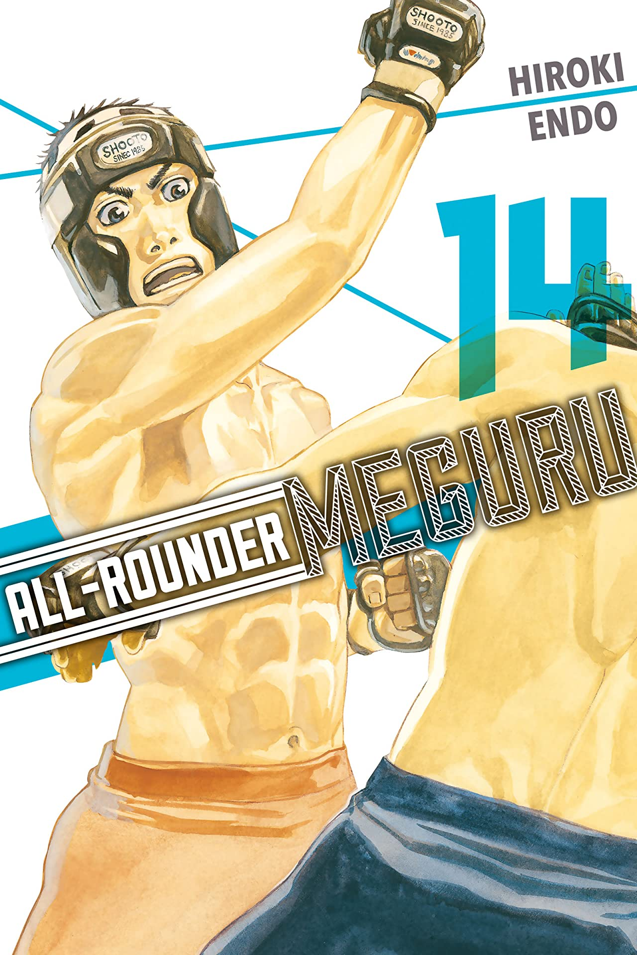All-Rounder Meguru Tome 14