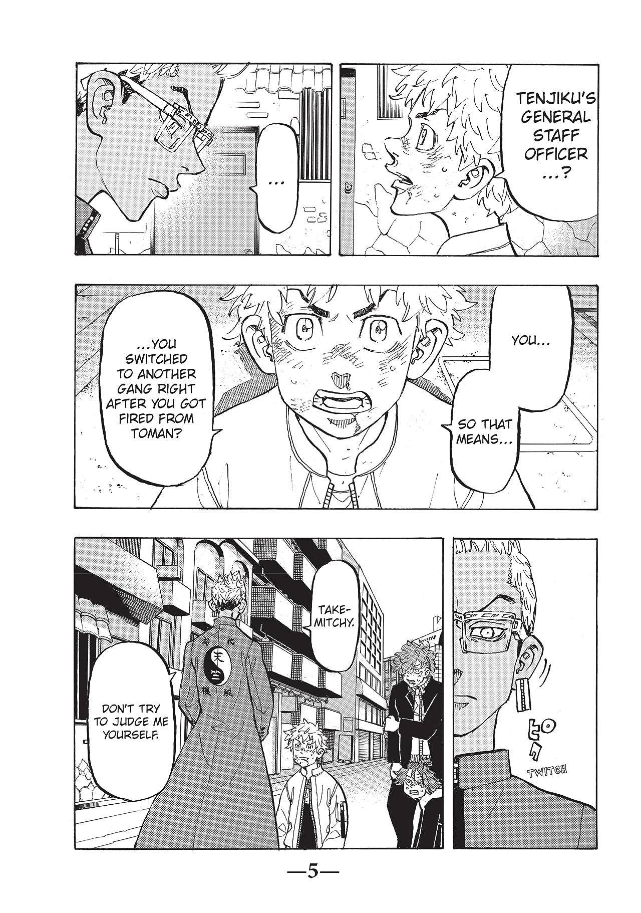 Tokyo Revengers Vol. 15