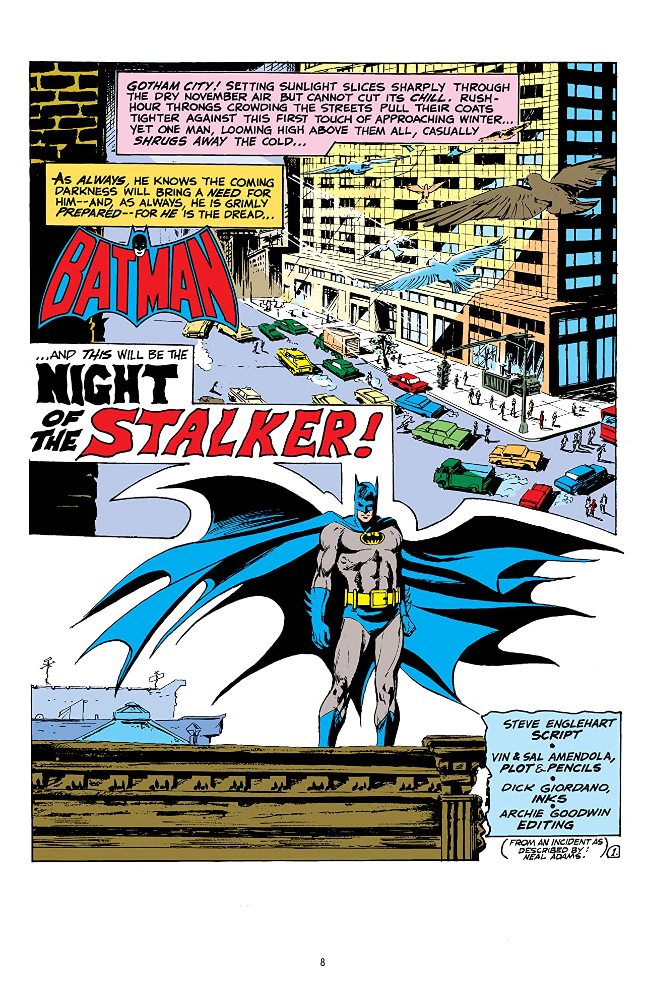 Tales of the Batman: Steve Englehart
