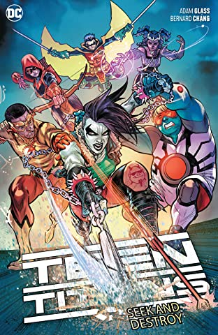 Teen Titans (2016-) Vol. 3: Seek and Destroy