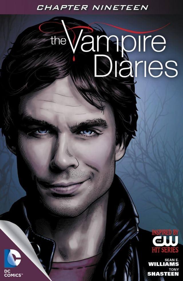 The Vampire Diaries #19