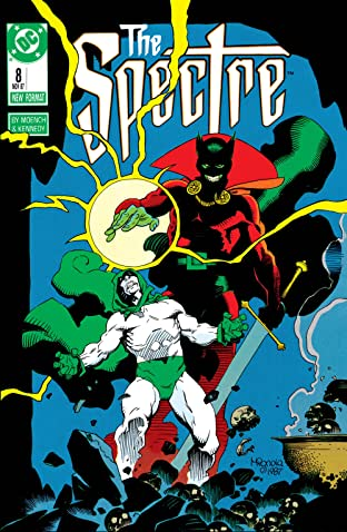 The Spectre (1987-1989) #8