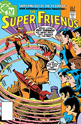 Super Friends (1976-1981) #8
