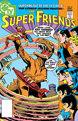 Super Friends (1976-1981) #8