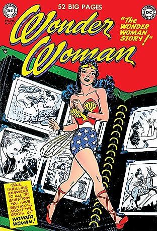 Wonder Woman (1942-1986) #45
