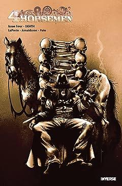 Last Ride of the 4 Horsemen No.4