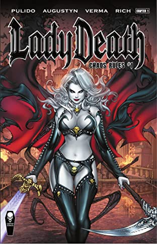 Lady Death #1: Chaos Rules (Chapter 1)