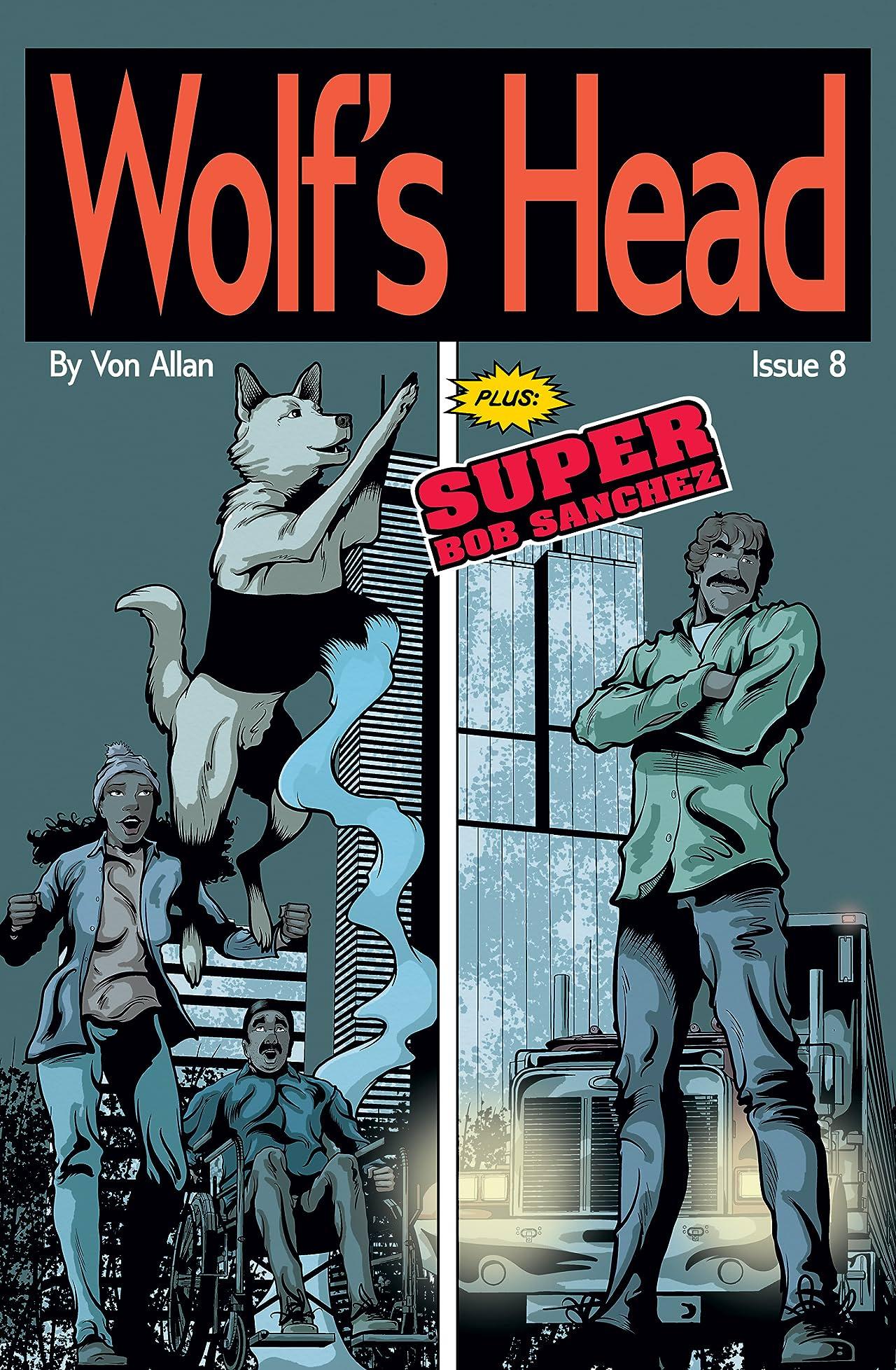 Wolf's Head #8