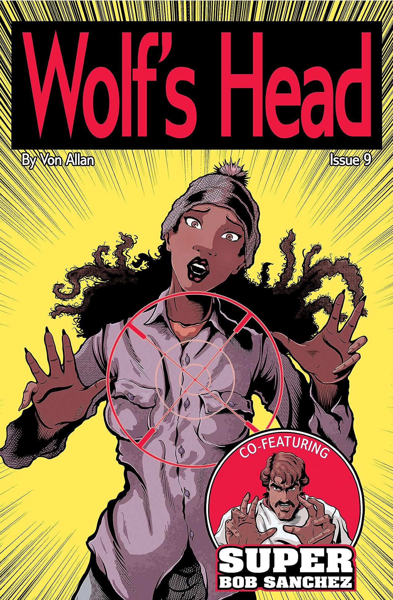 Wolf's Head #9
