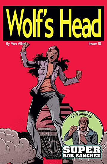 Wolf's Head #10