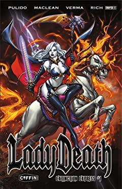 Lady Death #1: Extinction Express (Chapter 3)