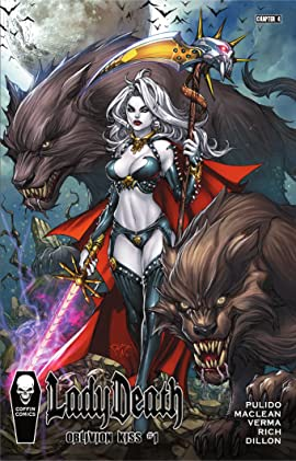Lady Death #1: Oblivion Kiss (Chapter 4)