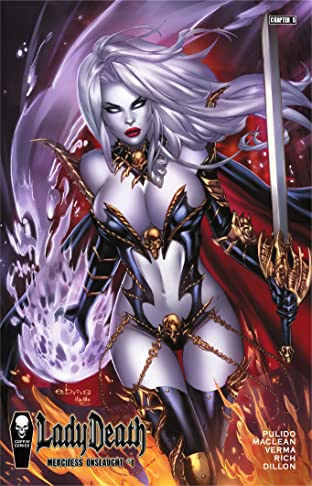 Lady Death #1: Merciless Onslaught (Chapter 5)