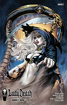 Lady Death #1: Unholy Ruin (Chapter 6)