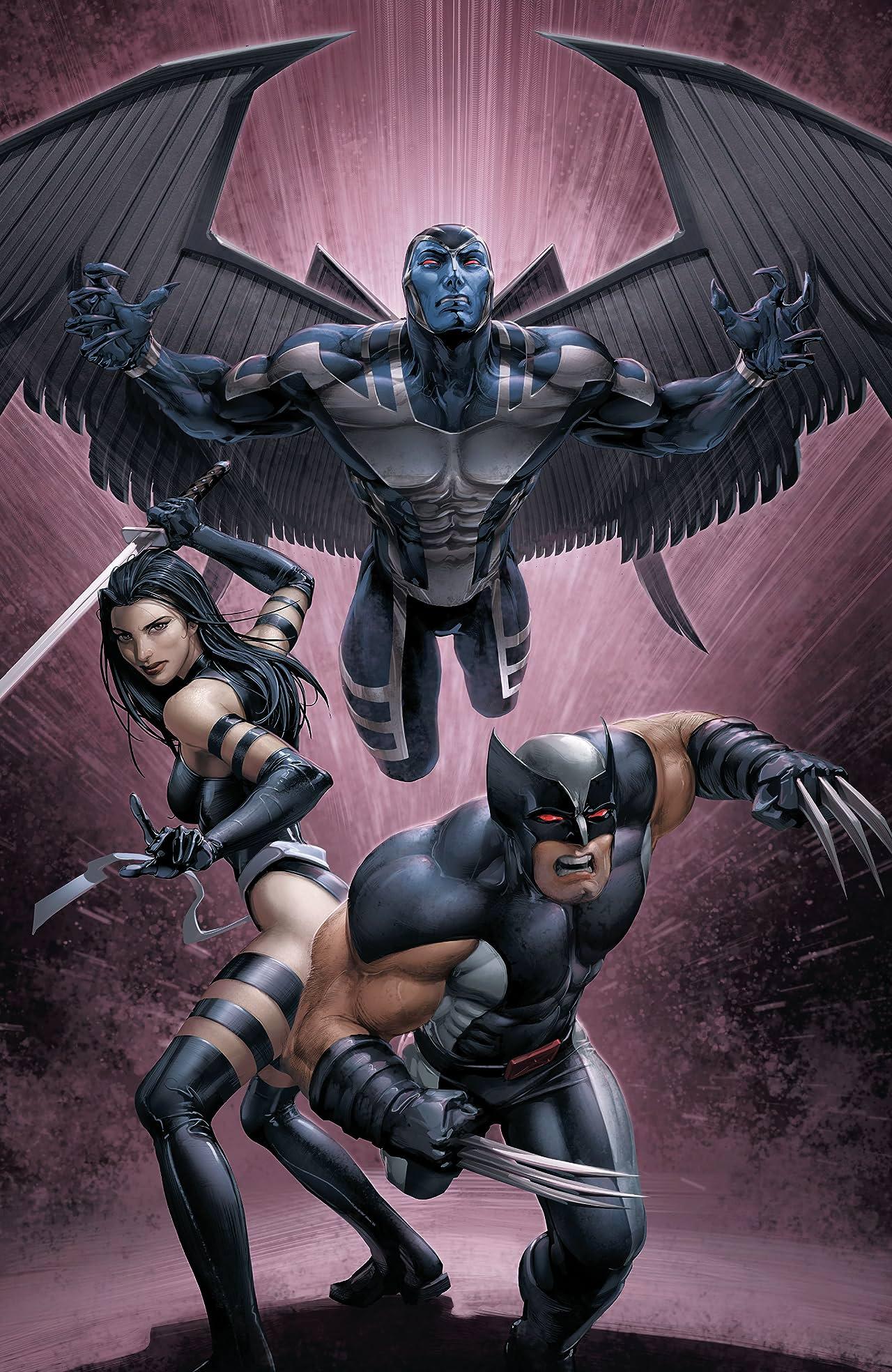 Uncanny X-Men: The Variant Covers #1