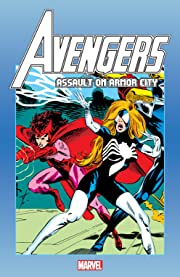 Avengers: Assault On Armor City