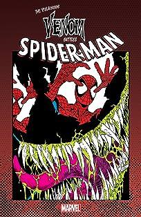 The Villainous Venom Battles Spider-Man