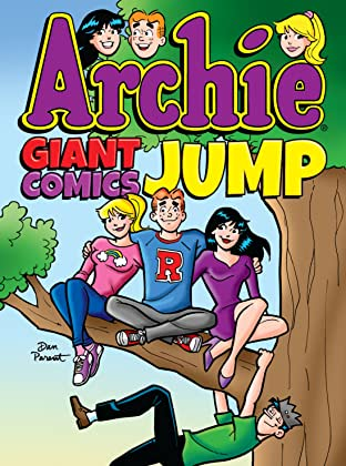 Archie Giant Comics Jump Tome 16
