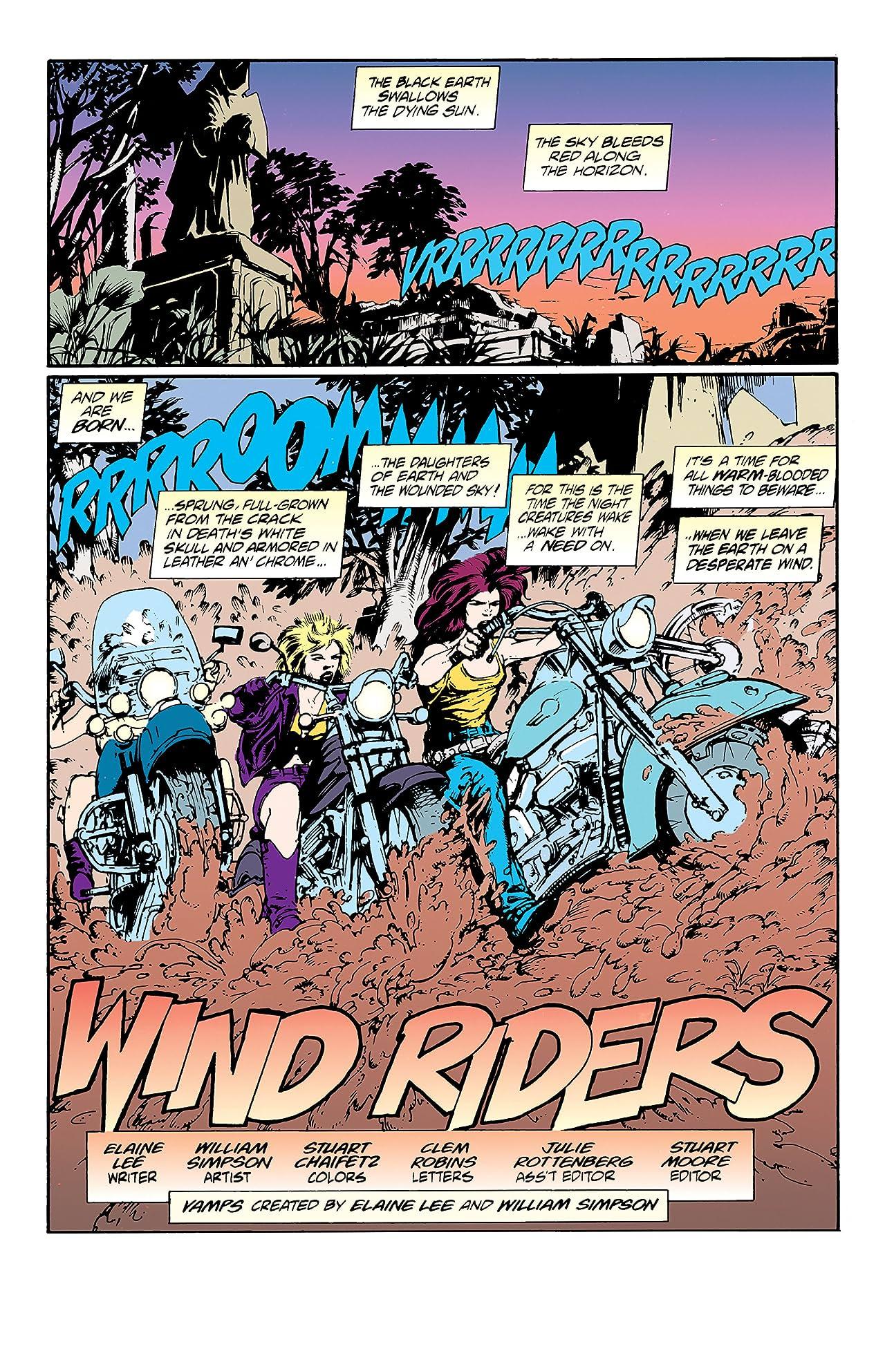 Vamps (1994-1995) #2