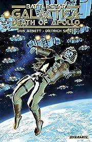 Battlestar Galactica Vol. 1: Death of Apollo