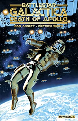 Battlestar Galactica Vol. 1: Death of Apollo
