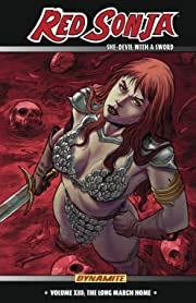 Red Sonja: She-Devil With A Sword Vol. 13: The Long March Home