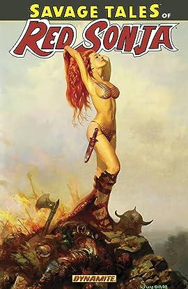 Savage Tales of Red Sonja Vol. 1