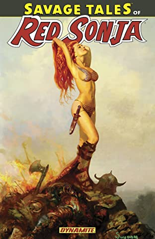 Savage Tales of Red Sonja Tome 1
