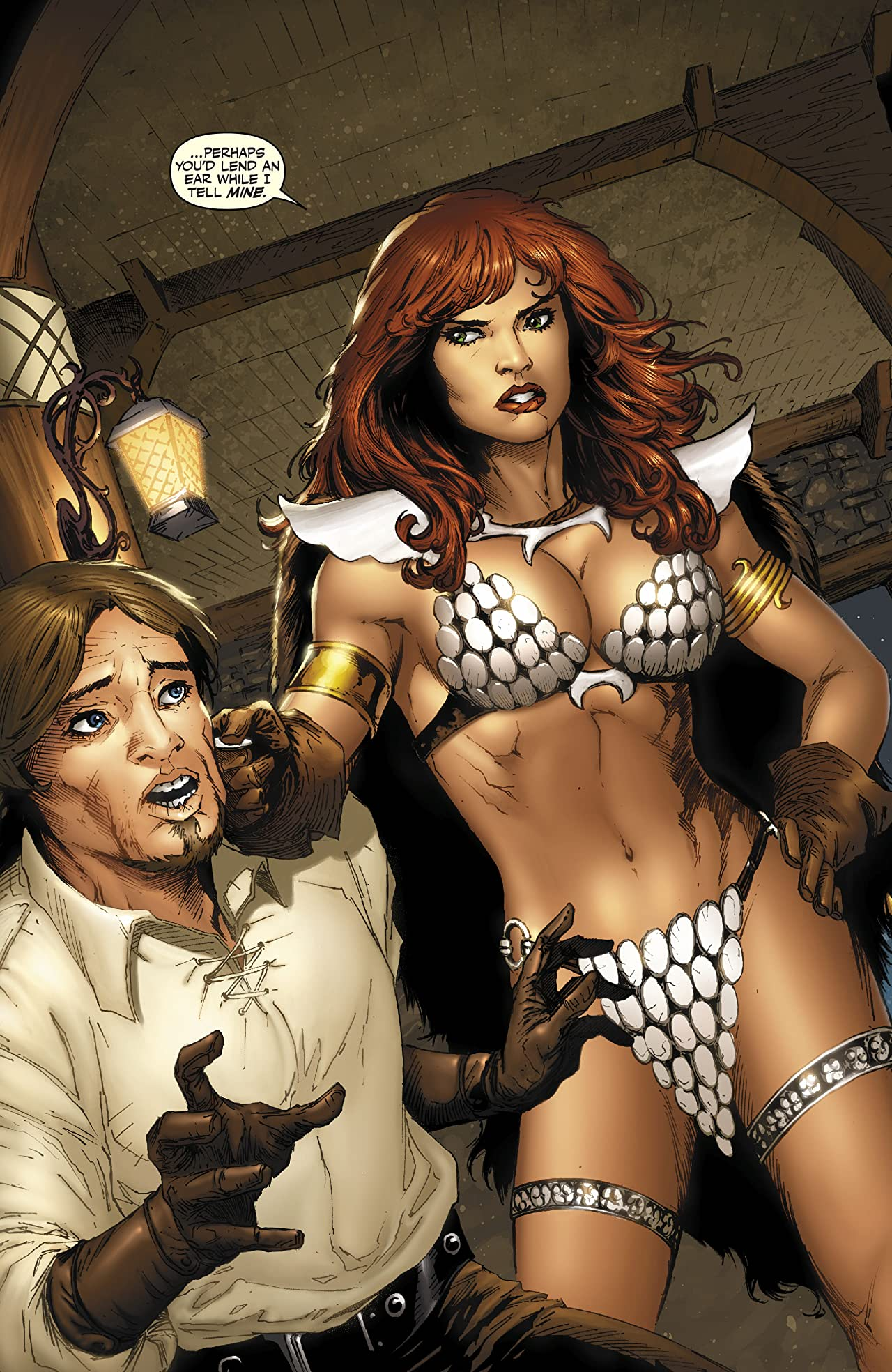 Savage Tales of Red Sonja Vol. 1