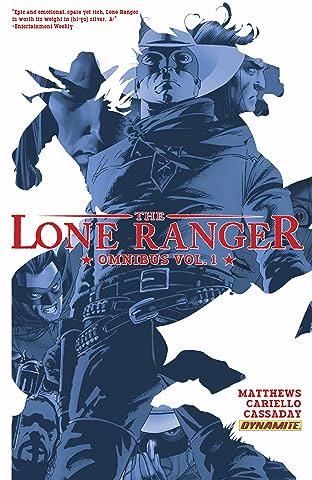 The Lone Ranger Vol. 1: Omnibus