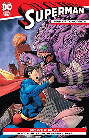 Superman: Man of Tomorrow No.1