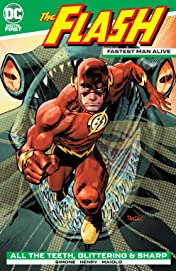 Flash: Fastest Man Alive #1
