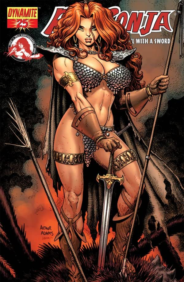 Red Sonja: She-Devil With a Sword #25