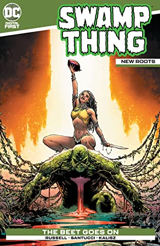 Swamp Thing: New Roots No.1