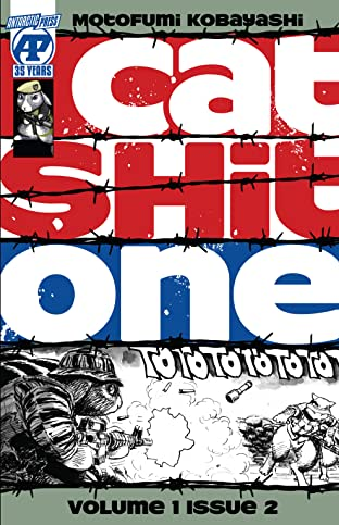 Cat Sh*t One Vol. 1 #2