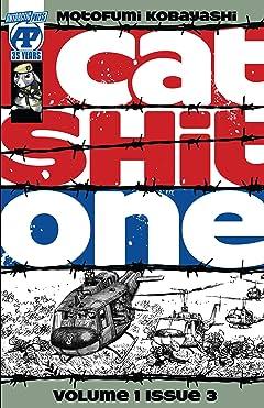 Cat Sh*t One Vol. 1 #3
