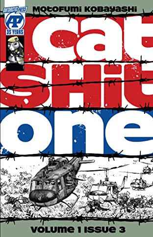 Cat Sh*t One Tome 1 No.3