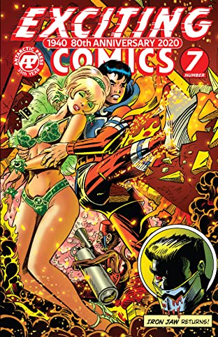 Exciting Comics #7