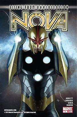 Nova (2007-2010) #1