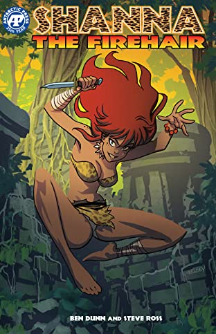 Shanna the Firehair No.1