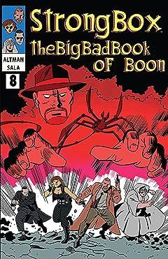 Strong Box: The Big Bad Book of Boon No.8