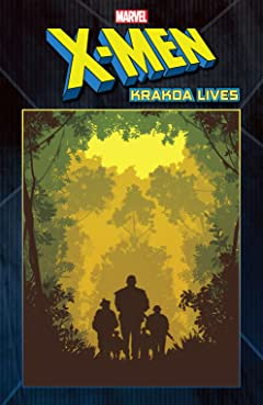 X-Men: Krakoa Lives