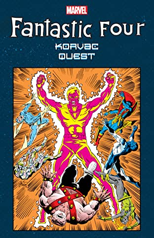 Fantastic Four: Korvac Quest