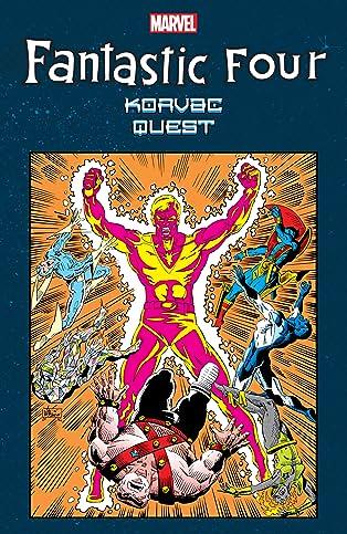 Fantastic Four: Korvac Quest