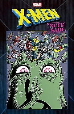 X-Men: Nuff Said